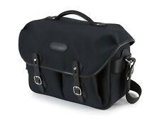 Billingham Hadley ONE Camera / DSLR Messenger Bag in Black + Black (UK Stock)
