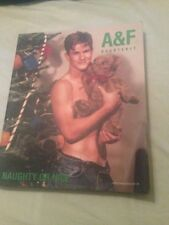 ABERCROMBIE & FITCH A&F XMAS 1999 QUARTERLY CATALOGUE CATALOG FASHION MAGAZINE