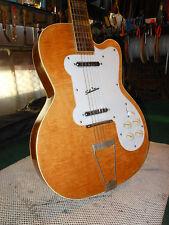 60'S Vintage (Jimmy Reed) RARE SILVERTONE HARMONY GUITAR KAY SUPRO NATIONAL