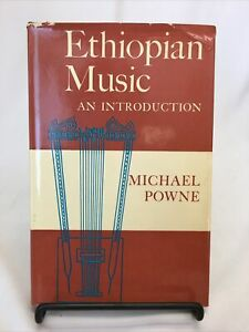 ETHIOPIAN MUSIC AN INTRODUCTION Michael Powne 1968 Oxford University Press