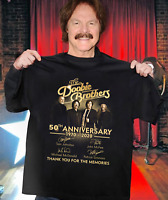 The_Doobie_Brothers 50TH ANNIVERSARY 1970 - 2020 SHIRT