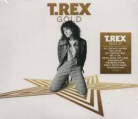 T. REX - GOLD - T.REX MARC BOLAN T REX - 3 CDS - NEW!!