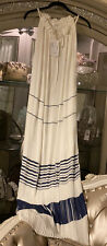 Helmut Lang Cacoon Gown Size Medium Micro Pleat