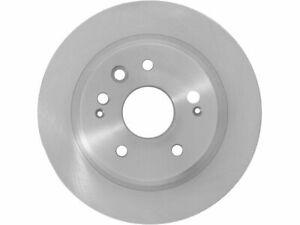 For 1999-2003 Acura TL Brake Rotor Rear API 14828XG 2000 2001 2002 OEF3