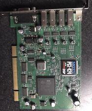 MOTU PCI 424 Card Sound Card Interface from Nonsmoking Recording Studio
