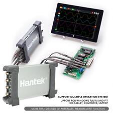 Hantek 6074BC Auto Digital Diagnostic Oscilloscope USB 1GSa/s 70MHz 4CH