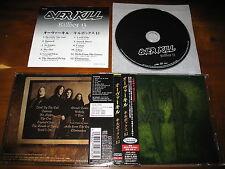 Overkill / Killbox 13 JAPAN+2 OOP Rare!!!!! B9