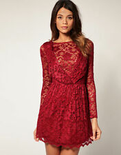 ASOS Long Sleeve Regular Size Dresses for Women