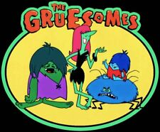 60's Hanna Barbera Cartoon Classic The Gruesomes custom tee Any Size Any Color
