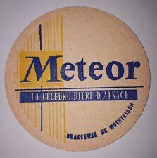 ANCIEN SOUS BOCK - METEOR - LA CELEBRE BIERE D'ALSACE - BRASSERIE DE HOCHFELDEN