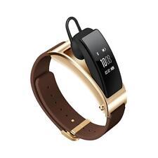 Hot Original Huawei Talkband B3 Smartband Smart Wristband With Bluetooth Headset Black