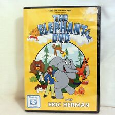 The Elephant Dvd with Eric Herman. Brand new! Rare & hard to find children's fun