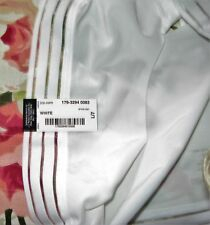 SILKY AMBRIELLE  White HIPSTERS  - SIZE L/7 - MSRP - 12.00