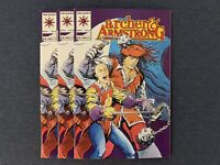 Valiant Comics Archer And Armstrong #8 First Ivar Time Walker VF