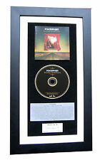 POWDERFINGER Dream Days CLASSIC Album GALLERY QUALITY FRAMED+EXPRESS GLOBAL SHIP