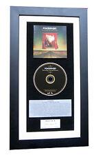 POWDERFINGER Dream Days CLASSIC Album GALLERY QUALITY FRAMED+EXPRESS GLOBAL SHIP