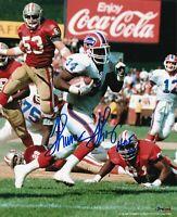 Thurman Thomas Autographed Signed 8x10 Photo ( HOF Bills ) REPRINT