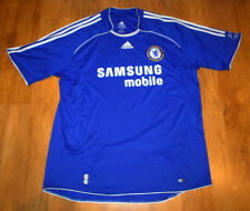 adidas Chelsea 2006/2007 home shirt (Size XL)