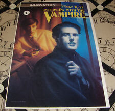 Anne Rice's Interview with the Vampire #1 (1991) Innovation Comics VF/NM