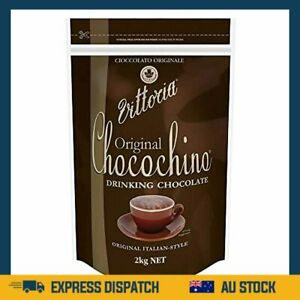 Vittoria Chocochino Original Drinking Chocolate, 2 kg AU