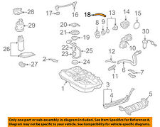TOYOTA OEM 97-01 Camry 2.2L-L4 Fuel System-Hose 9533708034