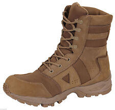 """Coyote Tactical US Army Boot 8"""" AR 670-1 Forced Entry Rapid Response Rothco-5361"""