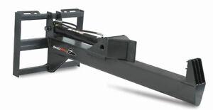 Log/Wood Splitter Skid Steer Loader Attachment Bobcat Gehl Kubota Gehl CAT ASV