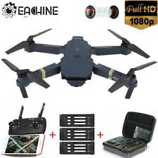 Drone X Pro Foldable Quadcopter WIFI FPV with 1080P HD Camera 3 Extra Batteriesi