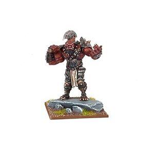 Kings of War: Ogre Hero - Mantic Games