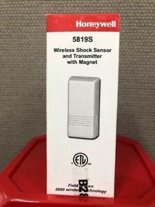 Wireless Honeywell 5819S Shock Sensors