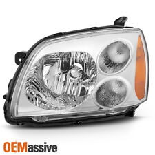 2004-2012 Mitsubishi Galant Driver Left Side Chrome Headlight Lamp Replacement