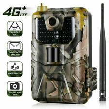 Wildkamera Überwachungskamera Jagdkamera 4G 20MP Low Glow IR Cam Trail Camera