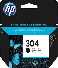 Original HP Tintenpatrone Schwarz N9K06AE 304