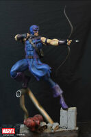 XM Studios HAWKEYE 1/4 Scale Statue Figure BRAND NEW with COIN! FREE SHIPPING!