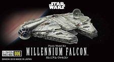 Millennium Falke Modellbausatz von Bandai, Star Wars, Falcon Vehicle 006