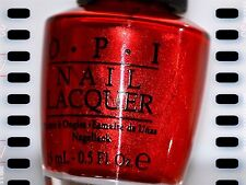 """Opi Nail Polish James Bond """" Die Another Day """" -New/Full Size & Rare!"""