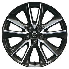 """Genuine Mazda CX-3 18"""" Diamond Cut Alloy Wheel - 9965-27-7080"""