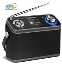 DAB/DAB+/FM Radio BOMAKER tragbares Radio mit Farb-Bildschirm NEU! Musterstück!