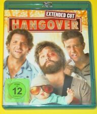 Blu-ray DVD - HANGOVER / FSK 12 / EXTENDED CUT / JUSTIN BARTHA