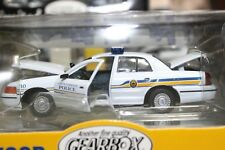 Gearbox 1:43 Scale 2002 FORD CROWN VICTORIA OAKWOOD OHIO POLICE #27174