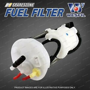 Wesfil Fuel Filter for Honda Civic FN Jazz GD Petrol 4Cyl 1.3 1.5 2.0