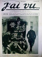WW1 HANSI REGIMENT D'INFANTERIE TROUPES RUSSES COSAQUES TRANCHEES J'AI VU 1914