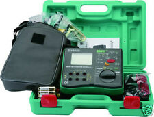 DY5500 Multi Insulation Earth Ground Tester Meter