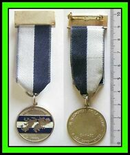 MALVINAS-FALKLAND Congress Distinction to Fighter > ENAMELED - RARE to FIND