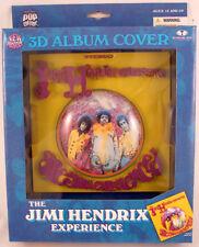 JIMI HENDRIX - 3D Album Cover Replica Poster (McFarlane) #NEW