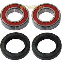 Front Wheel Ball Bearing And Seals Kit for Honda CRF450R 2002-2020