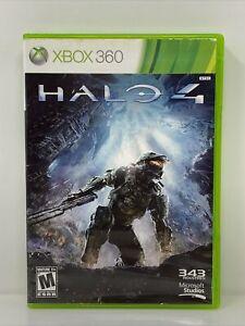 Halo 4 (Microsoft Xbox 360, 2-Disc Set, 2012) Video Game TESTED