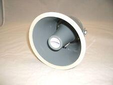 "Speco Spc-10 6"" Aluminum Weatherproof Public Address Pa Trumpet Horn Speaker"