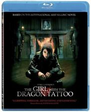 The Girl With the Dragon Tattoo [New Blu-ray] Ac-3/Dolby Digital, Dolb