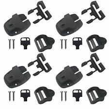 New listing Poweka Spa Hot Tub Cover Broken Latch Repair Kit - Replace Latches Clip Lock New